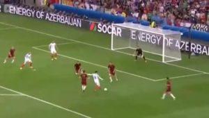 удар англичан в ворота России